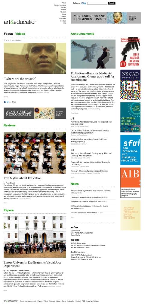AE homepage NEW 3.6.13
