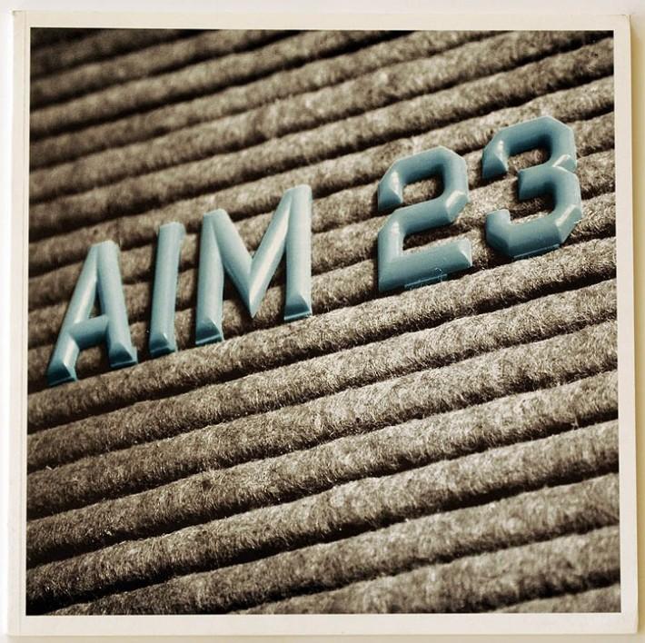 aim 23 cover