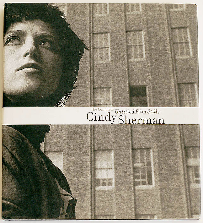 cindy sherman cover front