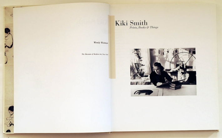 kiki smith title page