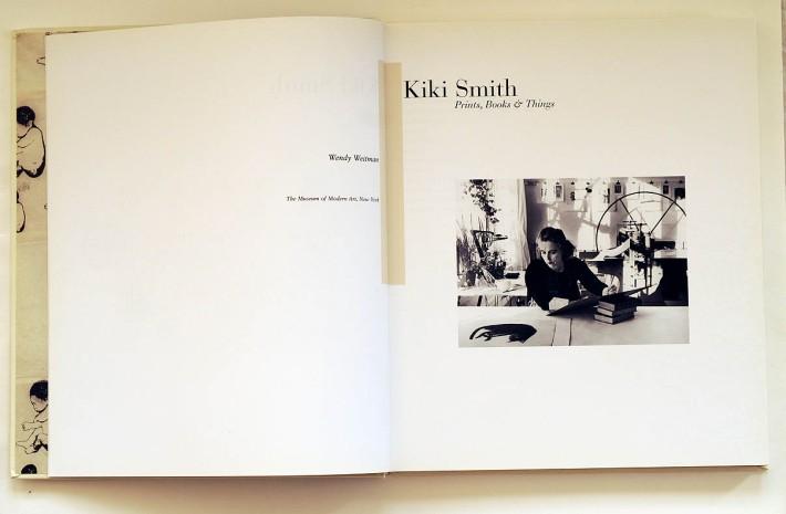 kiki smith title page