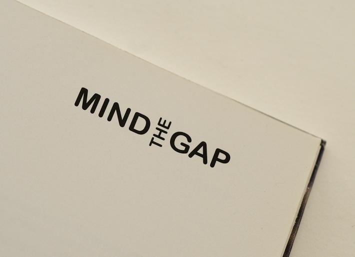 mind the gap logo