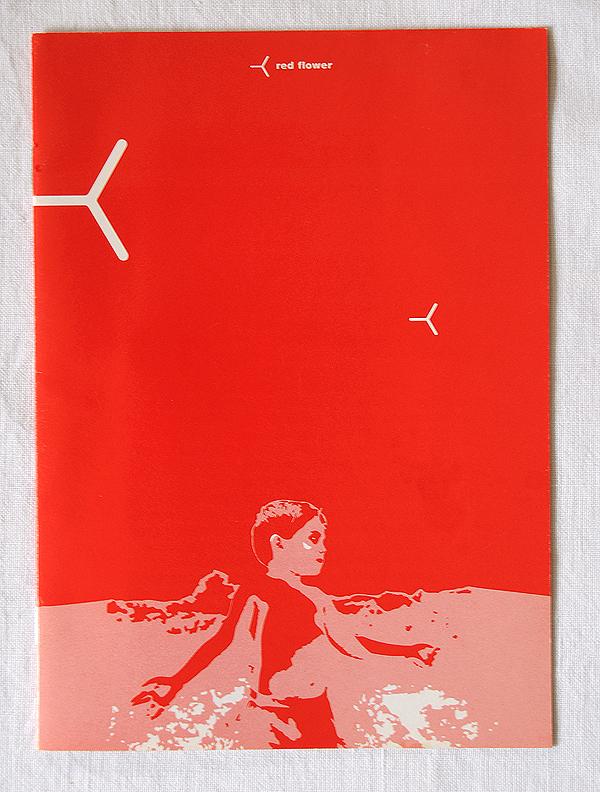 red flower little cataloge
