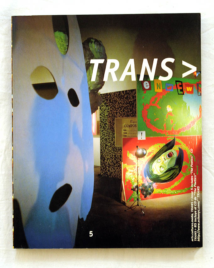 trans cover oursler