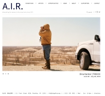 air front page